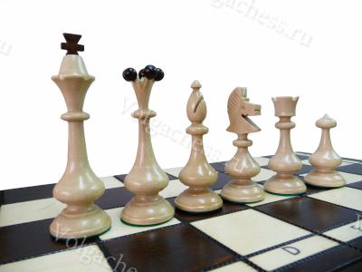 Шахматный блокнот в твердом переплете