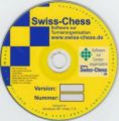 Шахматная программа жеребьевки Swiss-Chess (русская)