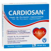 Cardiosan с магнием для сердца (витамины из Финляндии)