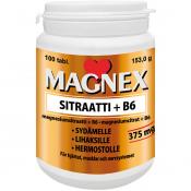 Magnex sitraatti + B6