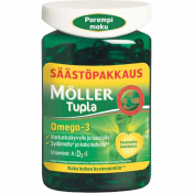 Moller Tupla Omega-3  150 капсул