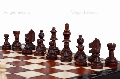 шахматы Магнитные Школьные, код 140-S