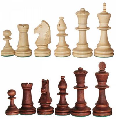 Шахматные фигуры деревянные Staunton 5