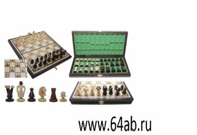 """Шахматы """"Президенты"""""""