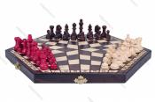шахматы для троих Средние, код 163