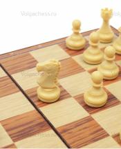 """шахматы Магнитные """"под дерево"""" Малые"""